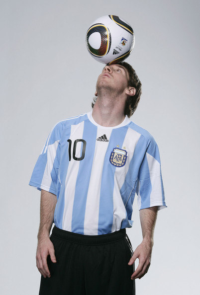 lionel messi 2009 argentina. Lionel Messi Announced As 2009