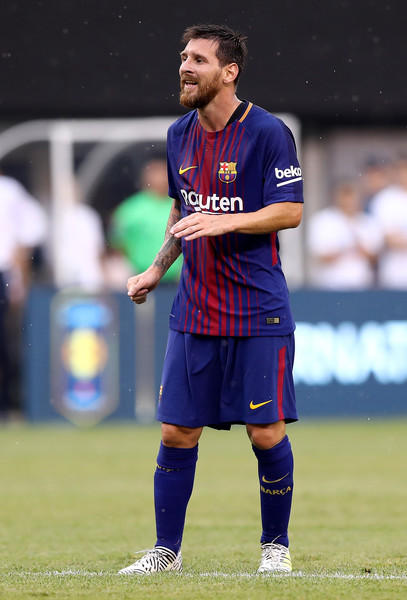 Lionel Messi Photos - International Champions Cup 2017 ...