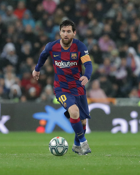 Messi Real