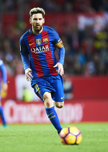 lionel messi photos sevilla fc v fc barcelona la liga 3840 of 12567 zimbio. Black Bedroom Furniture Sets. Home Design Ideas