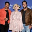 """Lionel Richie ABC Hosts Premiere Event For """"American Idol"""""""
