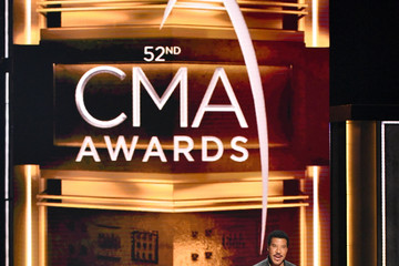 Lionel Richie The 52nd Annual CMA Awards - Show