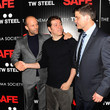 Boaz Yakin Lionsgate with The Cinema Society & TW Steel host the premiere of