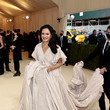 Lisa Airan The 2021 Met Gala Celebrating In America: A Lexicon Of Fashion - Arrivals