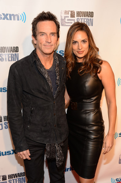 Lisa Ann Russell and Jeff Probst Photos - Zimbio