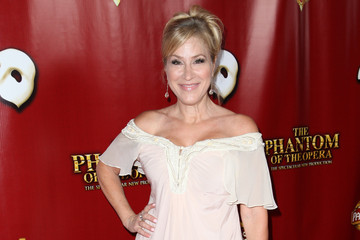 Lisa Ann Walter Red Carpet Opening Night of 'The Phantom of the Opera' at Hollywood Pantages Theatre
