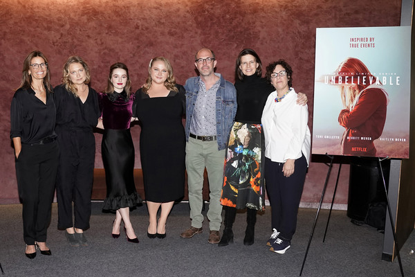 'Unbelievable' Cast And Crew Screening