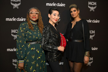 Lisa Cortes Farah X Marie Claire Honors Hollywood's Change Makers