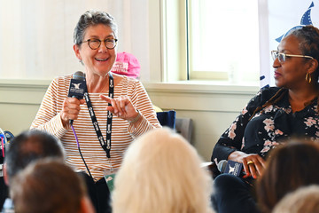 Lisa Cortes 2019 Nantucket Film Festival - Day Two