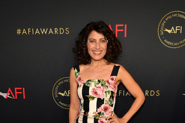 Lisa Edelstein 19th Annual AFI Awards - Arrivals