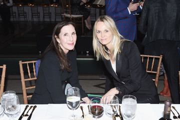 Lisa Evans Brooklyn Museum Celebrates Marilyn Minter And Iggy Pop at Opening Night Event