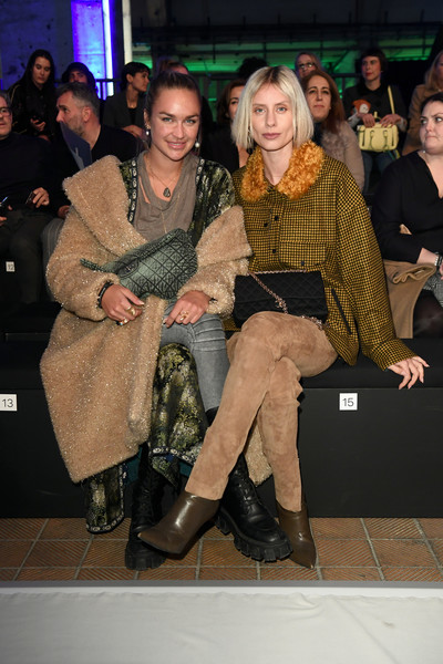 Mercedes-Benz presents Fashion Talents from South Africa - Arrivals - Berlin Fashion Week Autumn/Winter 2020