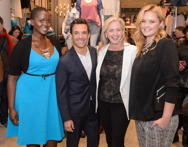a2aad6814eb Lisa Harper Photos Photos - TORRID Opens Flagship Store on Chicago s ...
