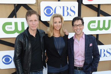 Lisa Kudrow Dan Bucatinsky CW, CBS And Showtime 2013 Summer TCA Party - Arrivals