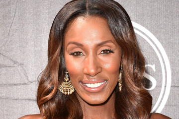 Lisa Leslie The 2015 ESPYS - Arrivals