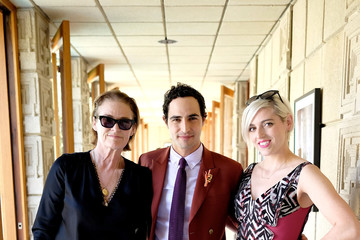 Lisa Love M.A.C Cosmetics with Zac Posen Luncheon at the Ennis House