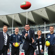 Lisa Neville Labor Party Announce Kardinia Park Upgrade
