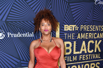 Lisa Nicole Carson BET Presents the American Black Film Festival Honors - Red Carpet