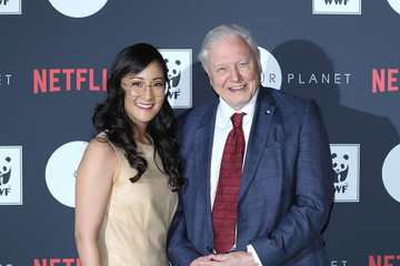 Lisa Nishimura Netflix And WWF 'Our Planet' Press Conference
