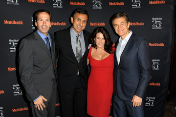 Lisa Oz Men's Health Celebrates 25 Years in NYC