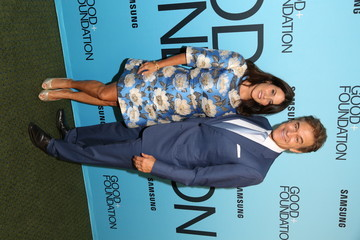 Lisa Oz Mehmet Oz GOOD+ Foundation 'An Evening Of Comedy + Music' Benefit