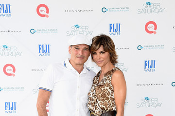 Lisa Rinna OCRF's 17th Annual Super Saturday Hosted By Kelly Ripa And Donna Karan