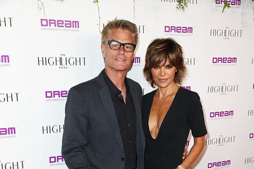 Lisa Rinna The Grand Opening of the Highlight Room at DREAM Hollywood