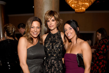 Lisa Rinna 24th Annual Race To Erase MS Gala - Inside