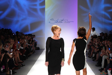 Lisa Rinna P.S. From Aeropostale At Strut: The Fashionable Moms Show Spring 2013 For Mercedes-Benz Fashion Week