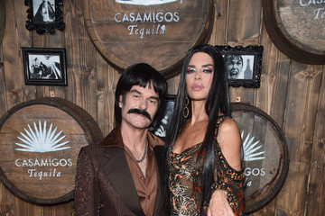Lisa Rinna Celebs Attend the Casamigos Tequila Halloween Party