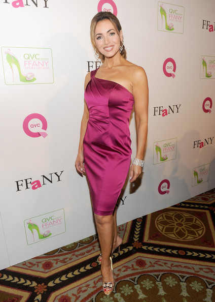 "Lisa Robertson Lisa Robertson attends the 18th Annual QVC ""FFANY Shoes"