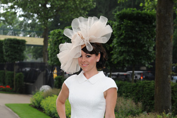 Lisa Scott-lee Day Four at the Royal Ascot Racecourse
