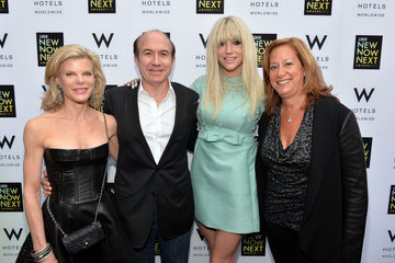 Lisa Sherman 2013 NewNowNext Awards - Red Carpet