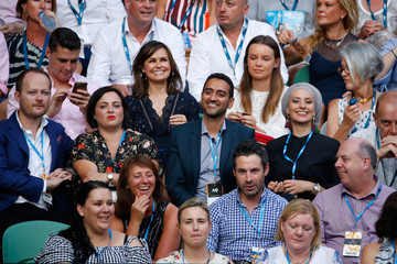 Lisa Wilkinson 2018 Australian Open - Day 13