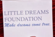 Phil Collins  attends the Little Dreams Foundation Gala Press Conference at Faena Hotel on October 18, 2017 in Miami Beach, Florida.