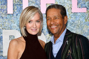 """Hilary Quinlan and Bryant Gumbel attend the """"Big Little Lies"""" Season 2 Premiere at Jazz at Lincoln Center on May 29, 2019 in New York City."""