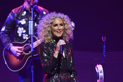 Kimberly Schlapman of Little Big Town performs at The Apollo Theater on January 17, 2020 in New York City.