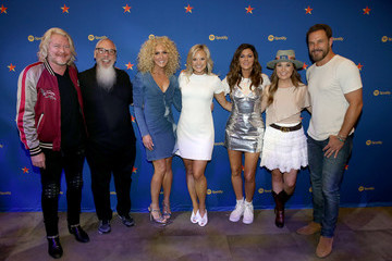 Little Big Town Kimberly Schlapman Spotify House At CMA Fest - Day 1