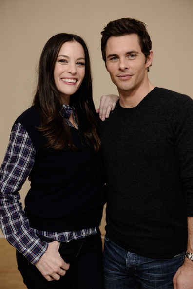Liv Tyler and james marsden
