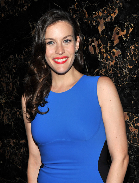 "Liv Tyler Actress Liv Tyler attends the after party for the Cinema Society & Grey Goose screening of ""The Ledge"" at Penthouse (PH-D) at Dream Downtown on June 21, 2011 in New York City."