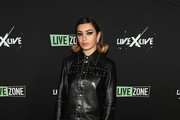 Charli XCX attends LiveXLive Post Grammy Party at The Peppermint Club on February 10, 2019 in Los Angeles, California.