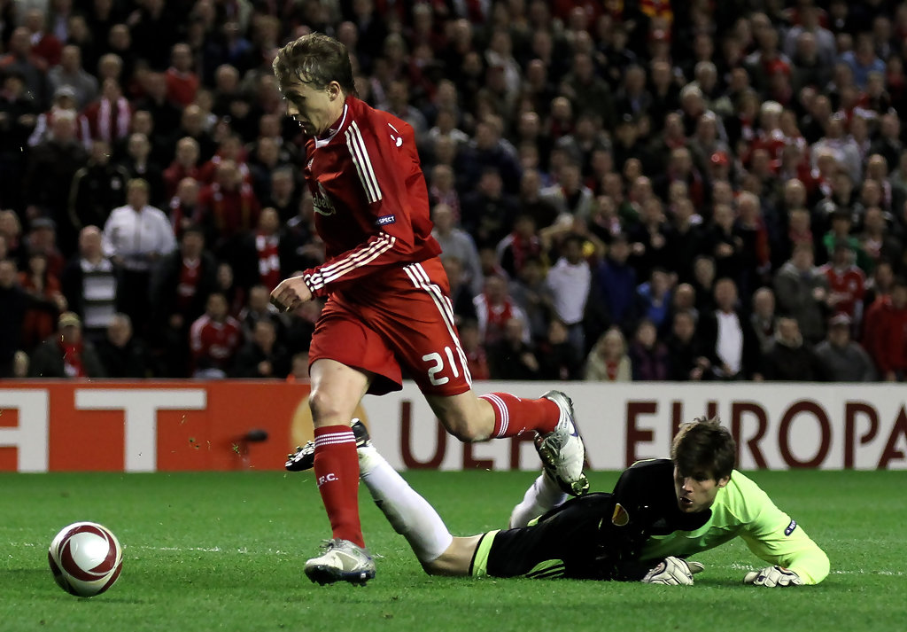 Uefa Europa Picture: Liverpool V Benfica