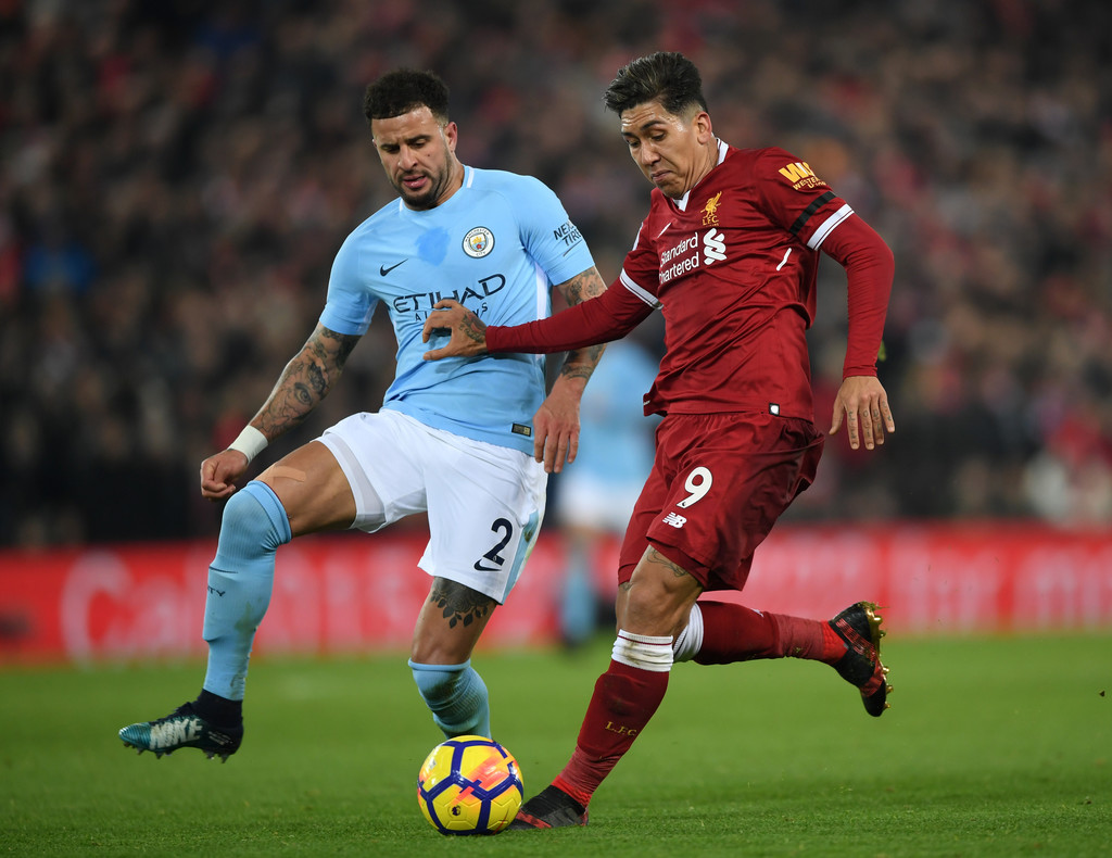 Liverpool v Manchester City - Premier League Liverpool+v+Manchester+City+Premier+League+svUxQACsK8Mx