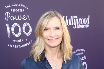 Liz Gateley The Hollywood Reporter's 2017 Women in Entertainment Breakfast - Red Carpet