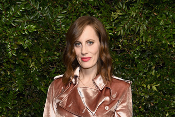 Liz Goldwyn Charles Finch And Chanel Pre-Oscar Awards Dinner At Madeo In Beverly Hills