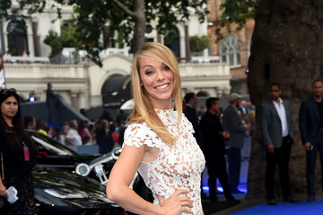 Liz Mcclarnon 'Transformers: The Last Knight' Global Premiere