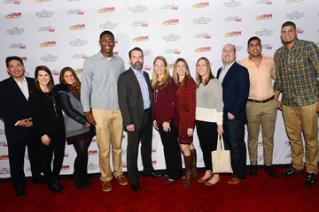 Liz Ryan Sports Illustrated Kids 2015 SportsKid of the Year Event