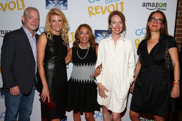 "Liza Johnson ""Good Girls Revolt"" Preview Night Screening,  NYC Hosted By TriStar Television"