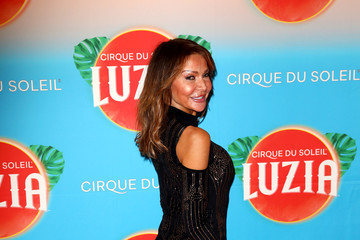 "Lizzie Cundy Cirque Du Soleil's ""LUZIA"" At The Royal Albert Hall - Red Carpet Arrivals"