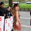 Lizzie Cundy TRIC Awards 2020 - Red Carpet Arrivals